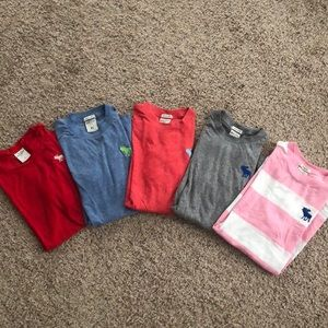 Abercrombie Muscle Tees